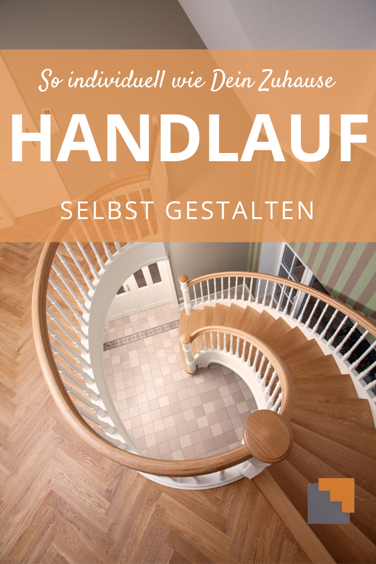 Handlauf Treppe