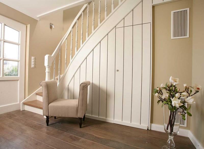 Treppengelander Fur Innen Aus Holz Hier Auf Mass Bestellen Handlauf